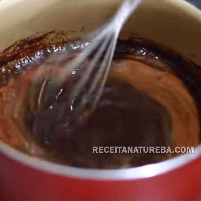 Bolo Sem Lactose de Chocolate