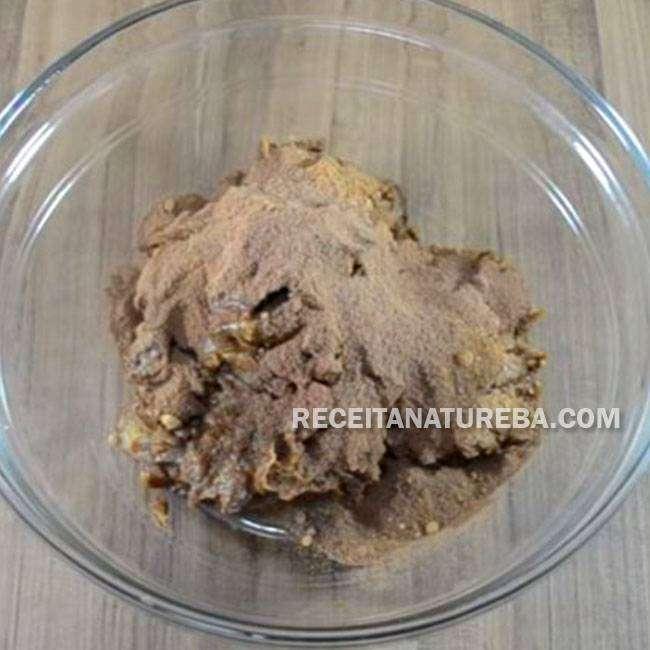 Brownie de Batata Doce Fit