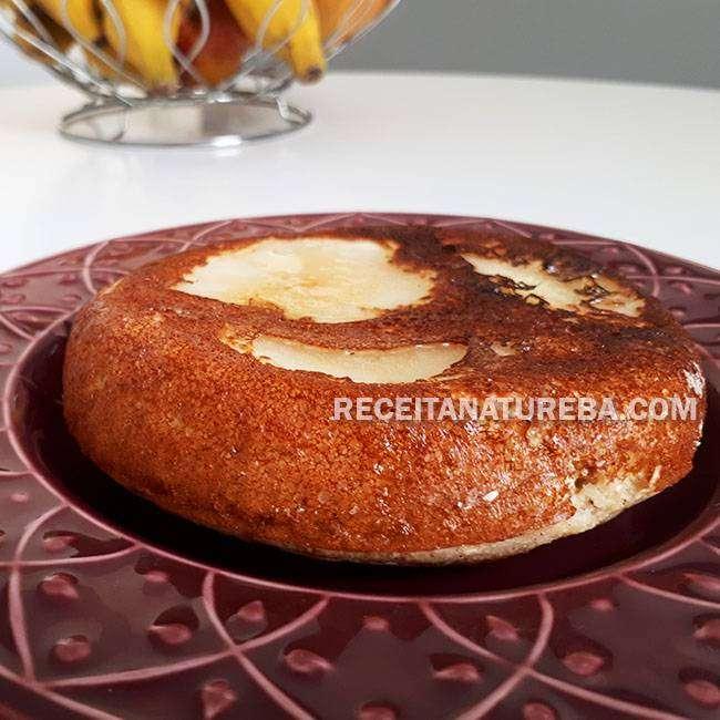 Pão de Frigideira Vegano