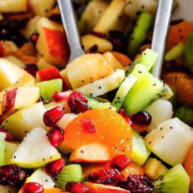 Salada-de-Frutas-de-Natal1 Salada de Frutas de Natal
