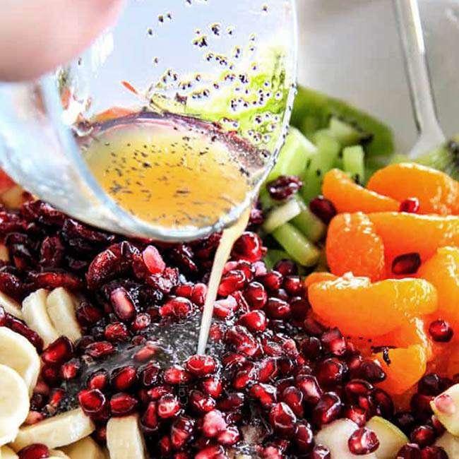 Salada-de-Frutas-de-Natal2 Salada de Frutas de Natal