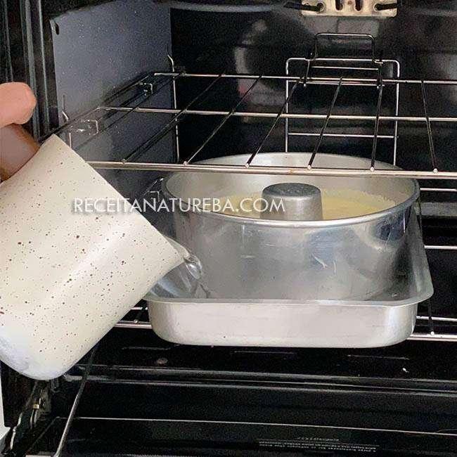 Bolo Fit de Milho Cremoso