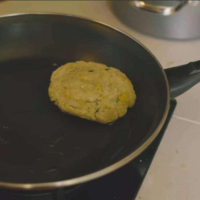 Hambúrguer-de-Batata-Doce6 Hambúrguer de Batata Doce