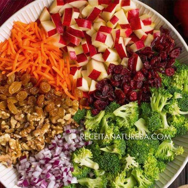 Salada-de-Maçã-com-Creme-de-Leite5 Salada de Maçã com Creme de Leite