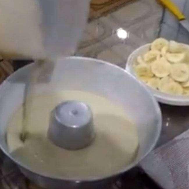 Bolo-de-Banana-com-Tapioca3 Bolo de Banana com Tapioca
