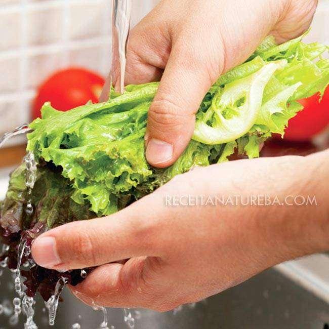 Como-Lavar-Alface-Com-Vinagre1 Como Lavar Alface Com Vinagre