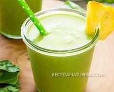 Suco Para Queimar Gordura