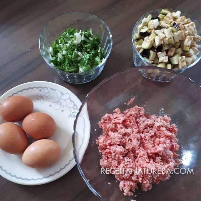 Torta-de-Berinjela-com-Carne-Moída1 Torta de Berinjela com Carne Moída