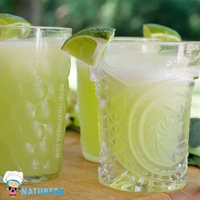 01-1 Suco de Limão com Casca