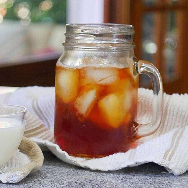 Como-Fazer-Chá-Mate-Gelado Como Fazer Chá Mate Gelado