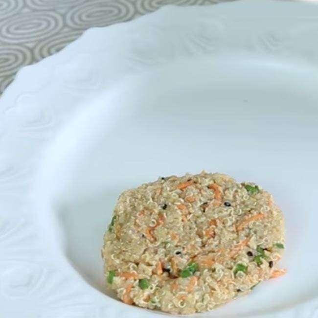 Hamburguer-de-Quinoa2 Hambúrguer de Quinoa