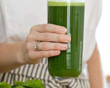 Suco Verde Emagrecedor