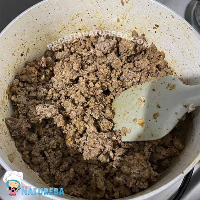 Arroz-Integral-com-Carne-Moída3 Arroz Integral com Carne Moída