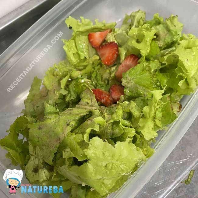 Molho para Salada com Mostarda