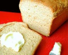Pão com Arroz Integral