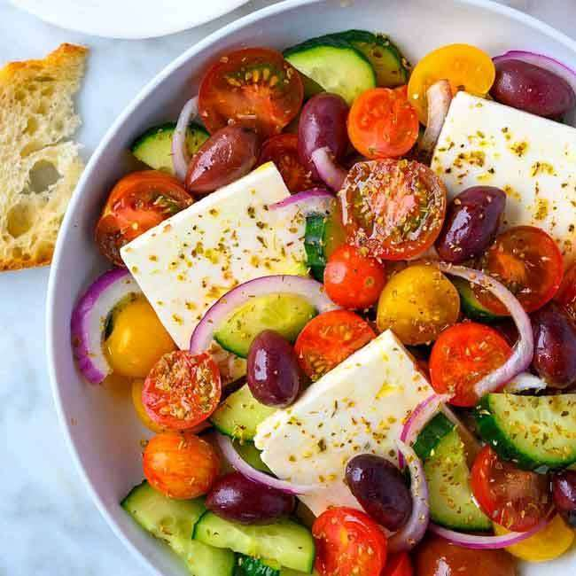 Receita-de-Salada-Grega2 Receita de Salada Grega