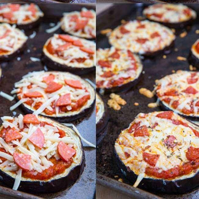 Berinjela-com-Queijo-e-Tomate3 Berinjela com Queijo e Tomate
