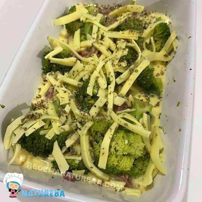 Brócolis-Gratinado-Low-Carb4 Brócolis Gratinado Low Carb