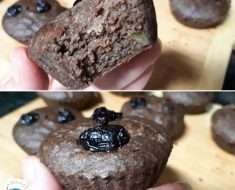 Muffin de Banana Fit