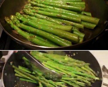Como Fazer Aspargo