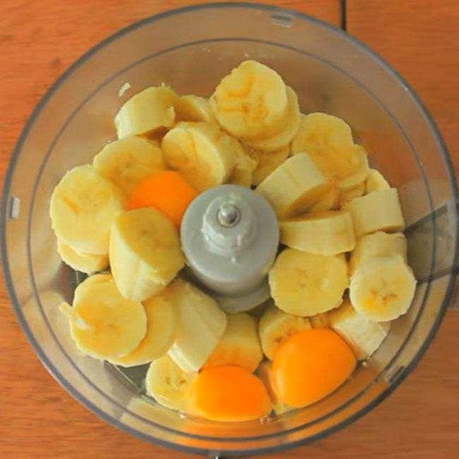 Bolo-Saudavel-de-Banana3 Bolo Saudável de Banana