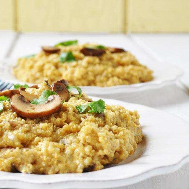 Risoto-de-Quinoa Risoto de Quinoa