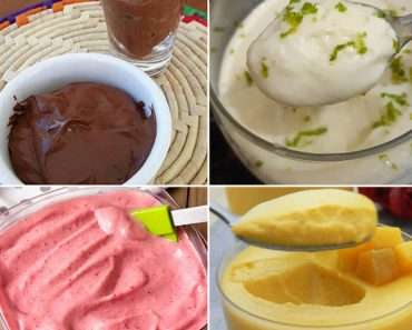 7 Receitas de Mousse Fit