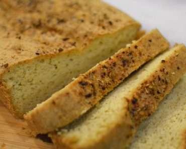 Pão com Farinha de Amêndoas