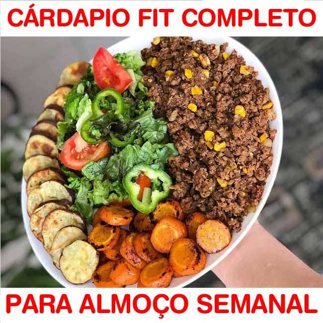 Cardapio-Fit-Para-Almoco Cardápio Fit Para Almoço