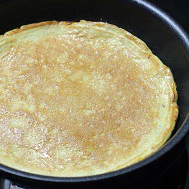 Omelete-de-Aveia2 Omelete de Aveia
