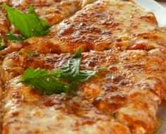 Pizza Cetogenica