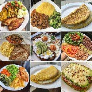Cardápio para Dieta Saudável