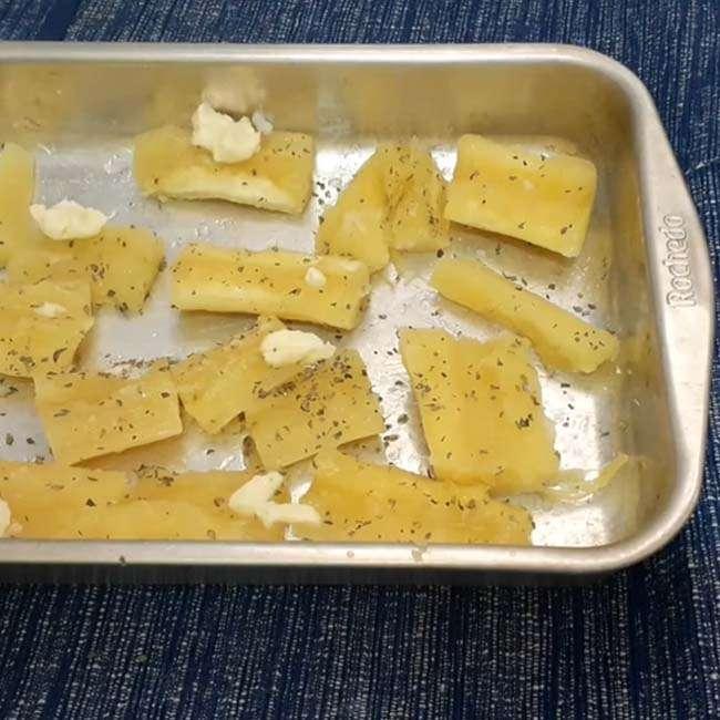 Como Cozinhar Mandioca Congelada2