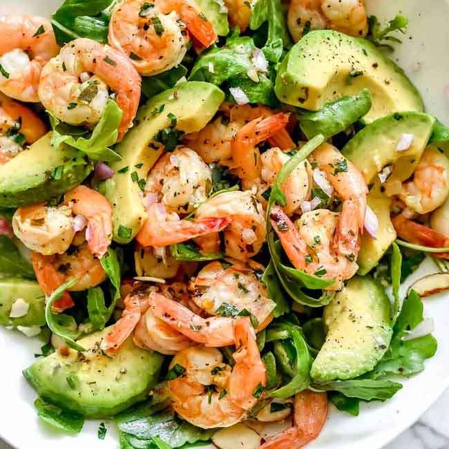 Salada-de-Camarao2 Salada de Camarão