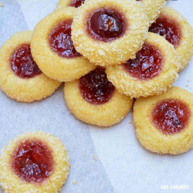 Biscoito-com-Farinha-de-Amendoas Biscoito com Farinha de Amêndoas