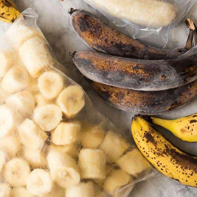 Como-Congelar-Banana Como Congelar Banana