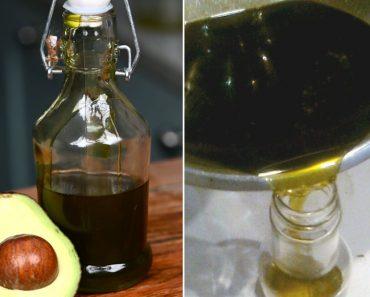 Como Fazer Azeite de Abacate