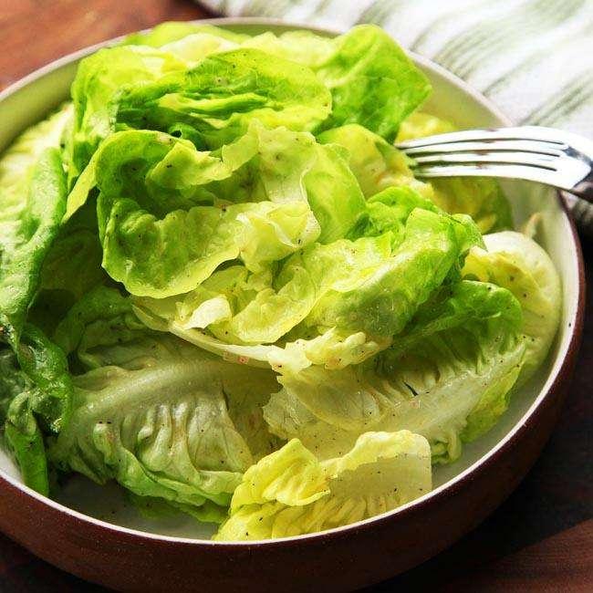 Salada-Simples-de-Alface Salada Simples de Alface