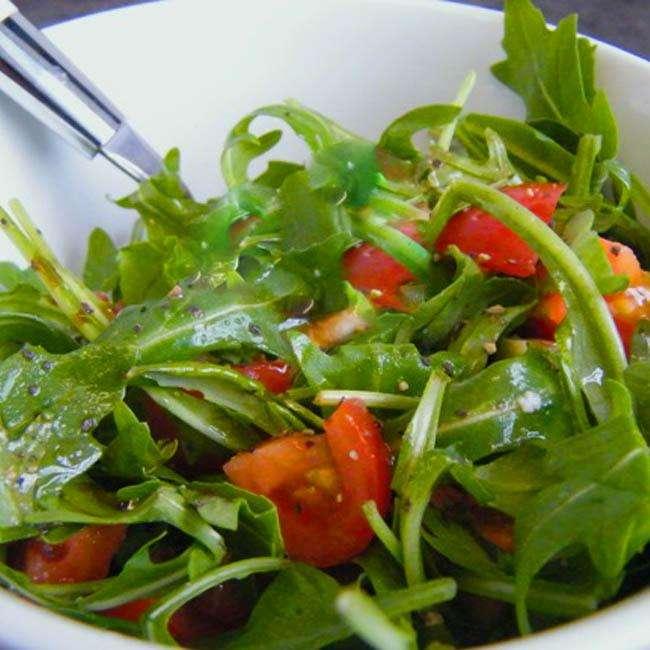 Salada-de-Agriao Salada de Agrião