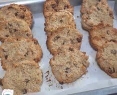 Receita de Cookies Low Carb
