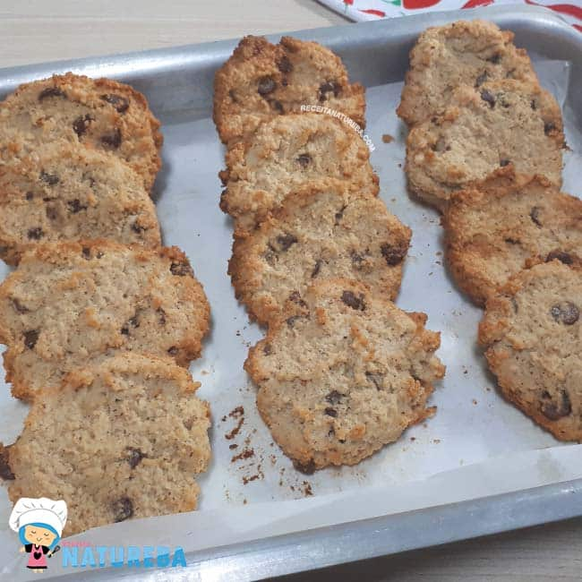 Receita-de-Cookies-Low-Carb Receita de Cookies Low Carb