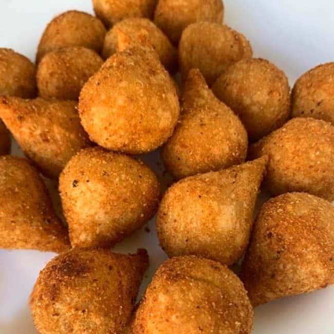 Jackfruit Coxinha Recipe