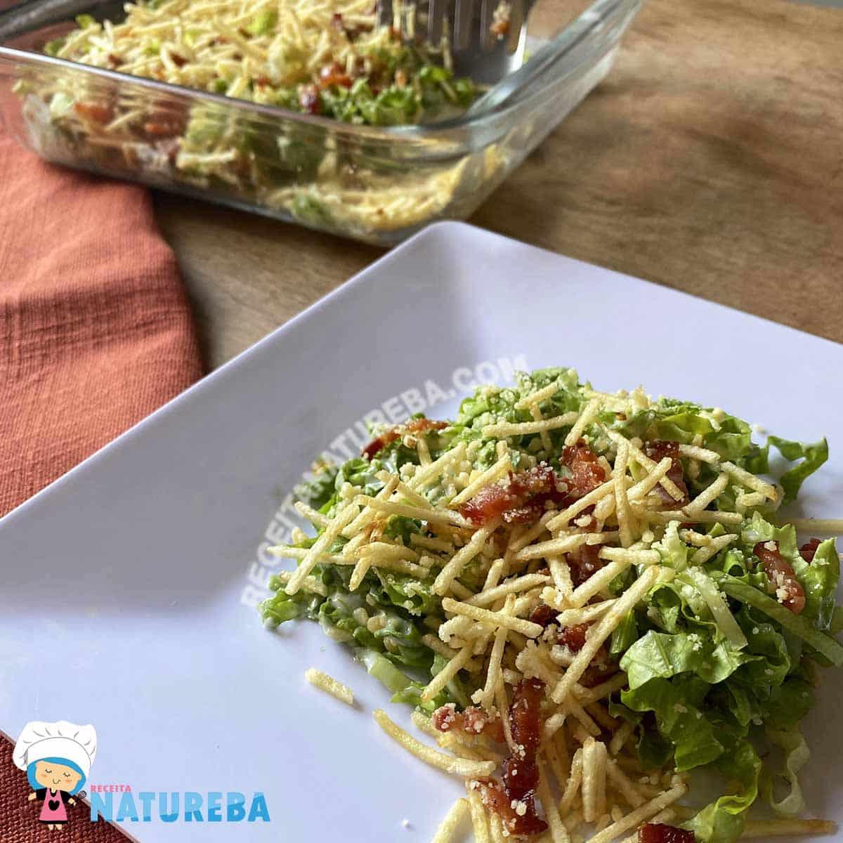 Salada-de-Alface-Diferente1 Salada de Alface Diferente